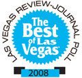 Metro Pizza was voted Best Pizza in Las Vegas: Las Vegas Review-Journal  Poll