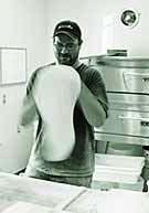 Brian Spangler, of Apizza Scholls a Legend of pizza.