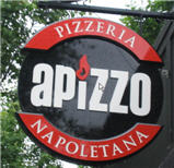 apizzo pizzeria from pizzatherapy.com
