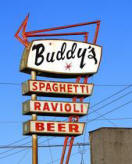 Buddy's Italian Restaurant from pizzatherapy.com
