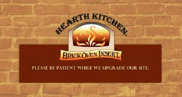 Hearth Kitche site is never coming back!