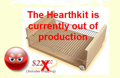 The Hearthkit is currently out of production.