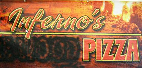 Infernos at pizzatherapy.com