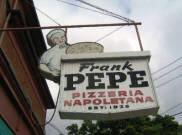 Frank Pepe's Pizzeria Naspoletana, New Haven, Connecticut
