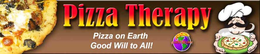 Pizza Therapy will teach you to make the best pizza in the world!