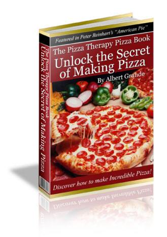 The Pizza Therapy Pizza Book for pizzatherapy.com