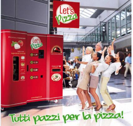 pizza Vending machine from pizzatherapy.com
