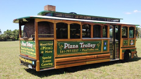 The Pizza Trolley