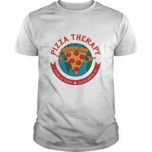 Pizza Therapy T-shirt