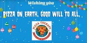 Merry Christmas, Pizza New Year!