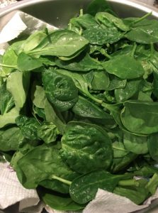 Wah Spinach
