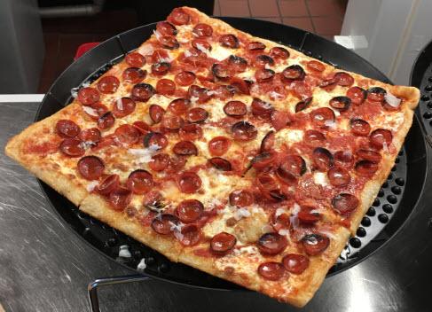Grandma Pizza