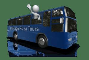 Chicago Pizza Tour Bus
