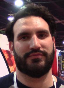 Darren Ezzo from Ezzo Sausage and Pepperoni