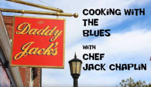 Daddy Jack Cooking with the Blues