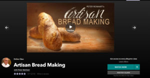 Aritsan Bread Making with Peter Reinhart