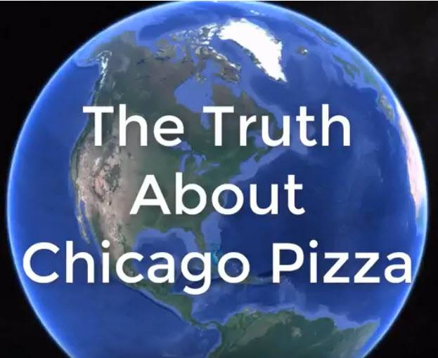The Truth About Chicago Pizza- Chicago Deep Dish Pizza